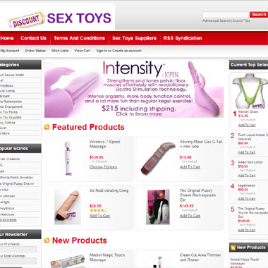 Discount Sextoys 20