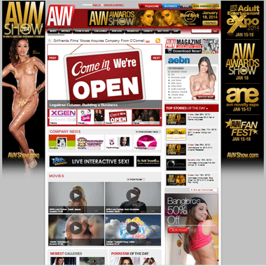 Adult Video News Feed