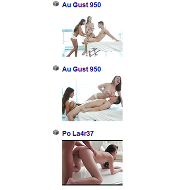 Sensual Massages From XHamster